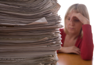 Overwhelmed with Medicaid paperwork